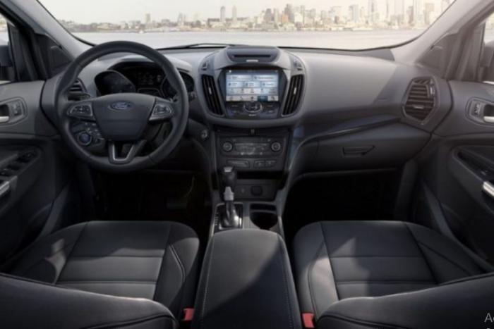2020 Ford Bronco 4 Door Interior