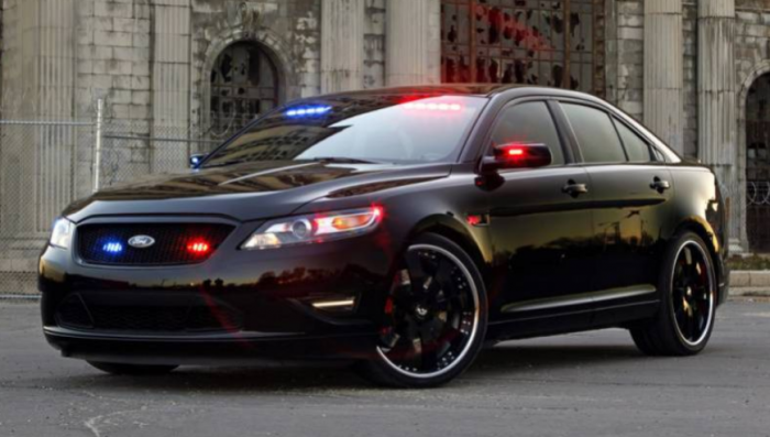2020 Ford Crown Victoria