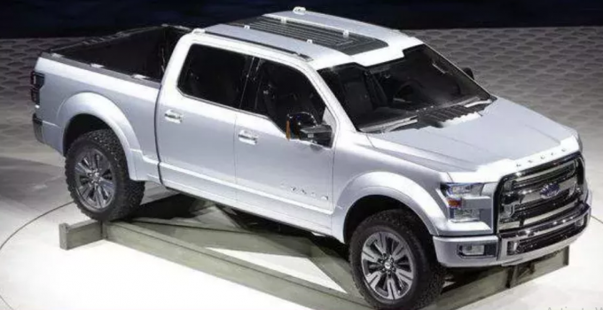 2020 Ford F 150