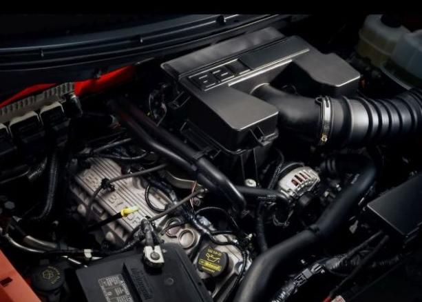 2020 Ford F150 Engine