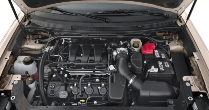 2020 Ford Flex Engine