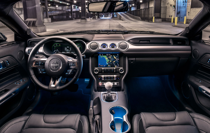 2020 Ford Mustang Interior