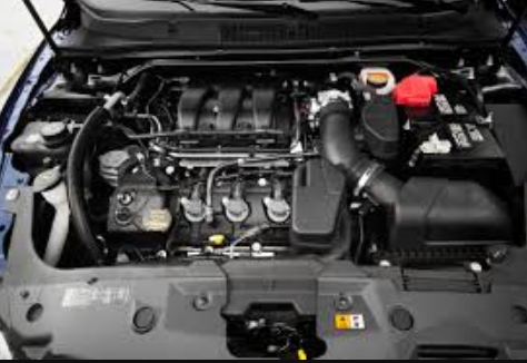 2020 Ford Expedition Engine