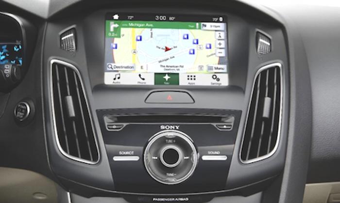 2021 Ford Focus Interior