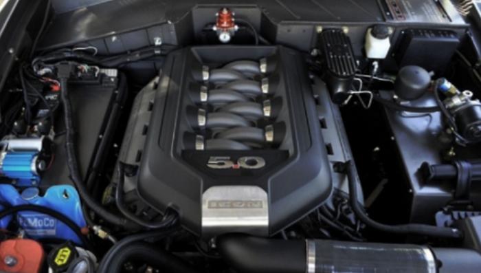 Ford Bronco 2020 4 Door Engine