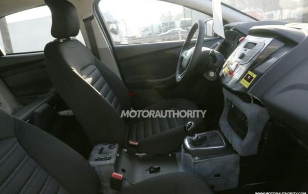 2021 Ford Focus RS Interior
