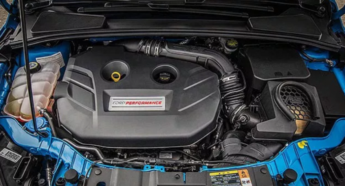 2021 Ford Focus ST Engine