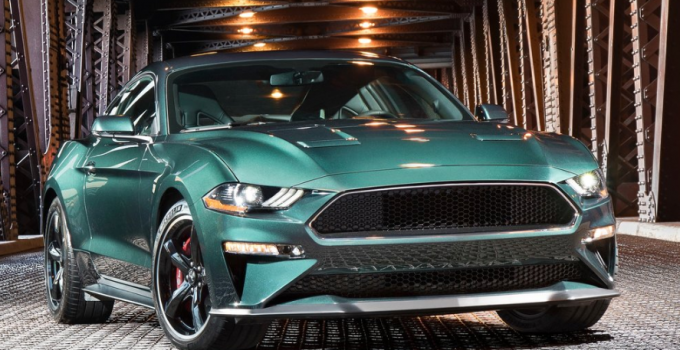 2019 Ford Mustang Hybrid