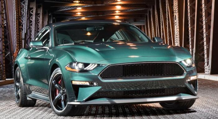 2021 Ford Mustang Hybrid