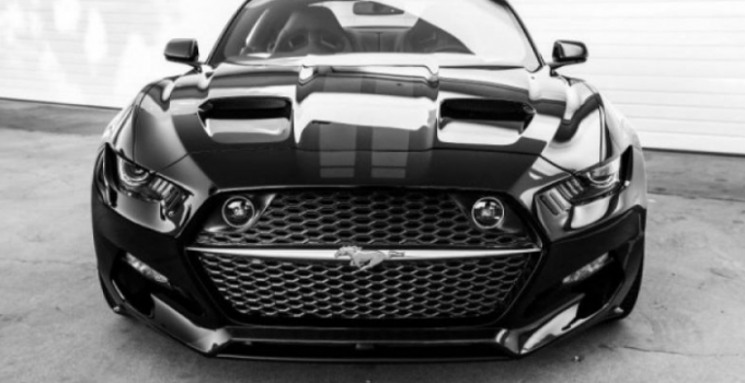 2019 Ford Mustang Cobra