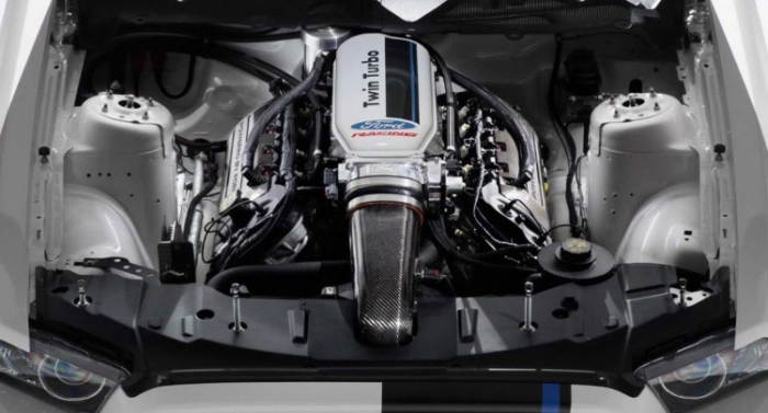 2021 Ford MustangCobra Engine