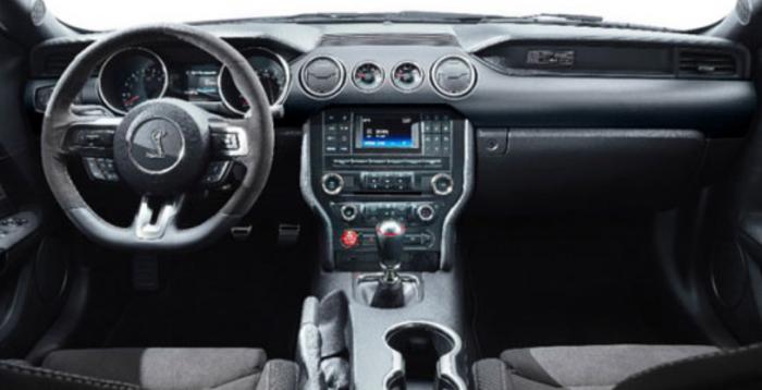 2021 Ford MustangCobra Interior
