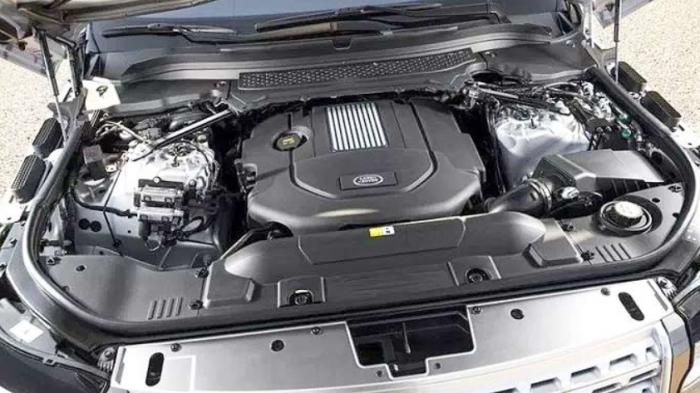Ford Galaxy 2020 Engine