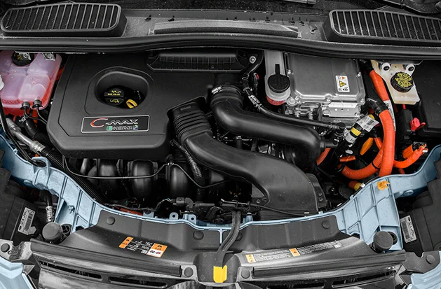 2020 Ford C-MAX Engine