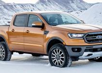 2020 Ford Ranger Exterior
