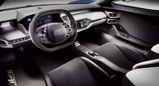 2020 New Ford Mustang Interior