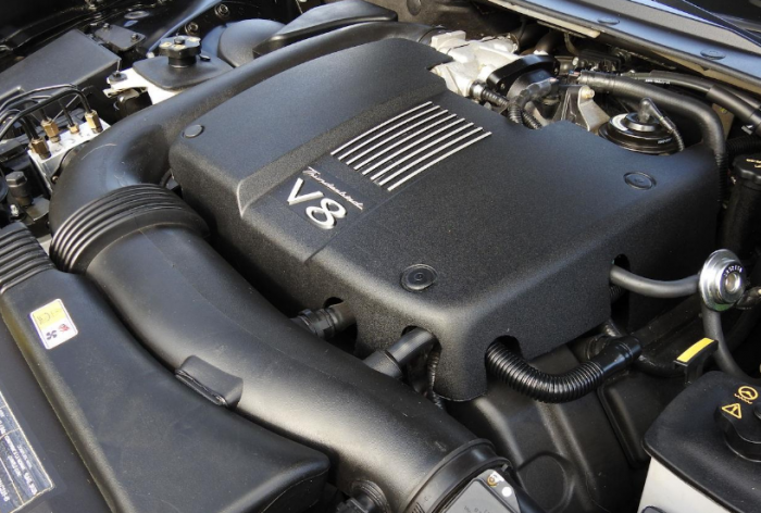 2021 Ford Thunderbird Engine