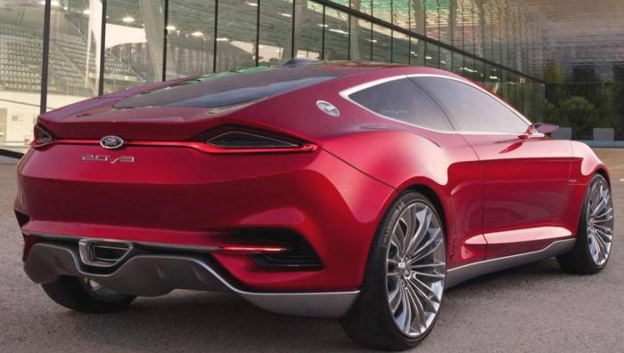 2021 Ford Thunderbird Exterior
