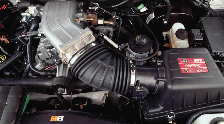 2021 Ford Lightning Engine